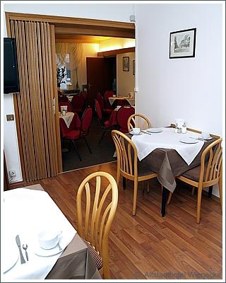 Altstadthotel Wienecke Braunschweig Frühstücksraum